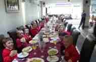 A True Taste of India for Stainforth Youngsters