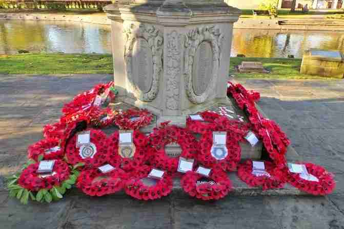 Thorne & Moorends Remembrance Sunday Service