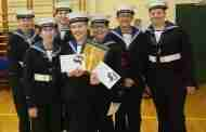 Thorne Sea Cadets win District Piping Championship