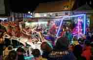 Thorne Rural Lions' Santa and his Sleigh Dates 2017