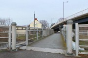 Canal Footbridge Back In Use