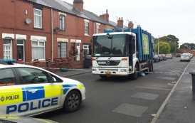 Bin Men Attacked With 'Machete and Hammers' On Thorne Street