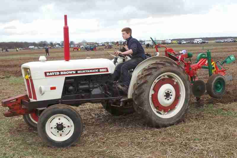Agricultural Society To Hold Annual Charity Ploughing Match