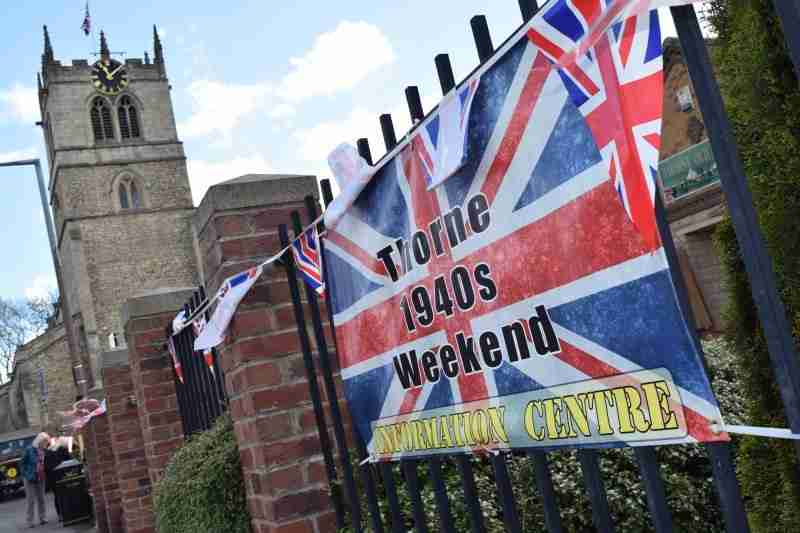 Meeting To Discuss Planning Of 1940s Event