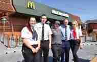 100 Jobs Created As McDonald's Brings New Look Restaurant To Thorne