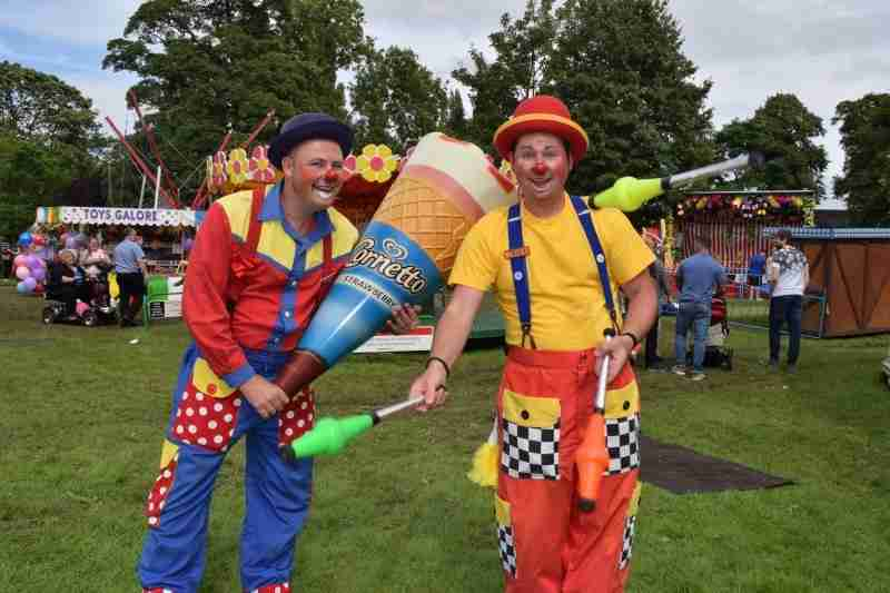 In Pictures: Thorne Summer Festival 2017