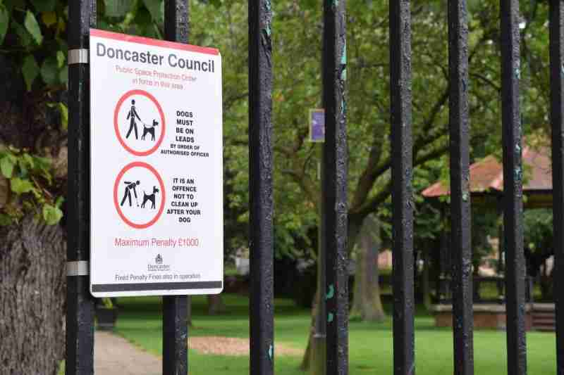 Council Introduces New Dog Control Laws