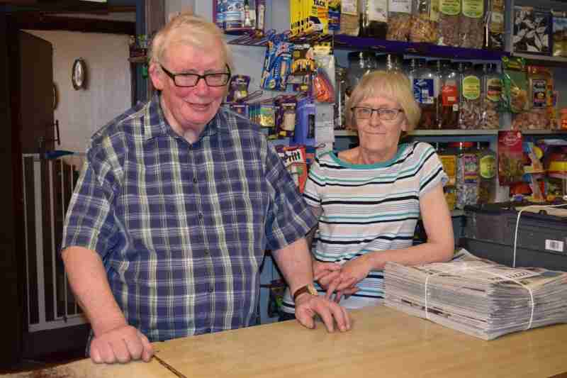 Long-serving Newsagents Set To Retire