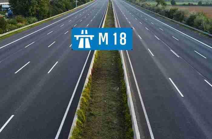 Traffic News - M18