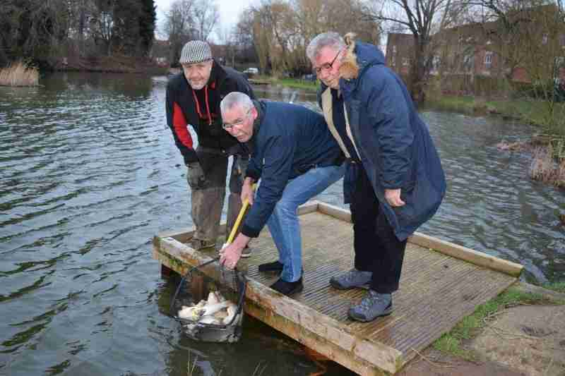 Angling Association To Hold Annual General Meeting