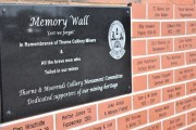 Miners Memory Wall Service