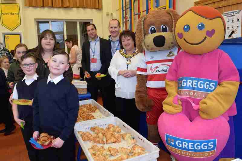 New Breakfast Club For Primary School