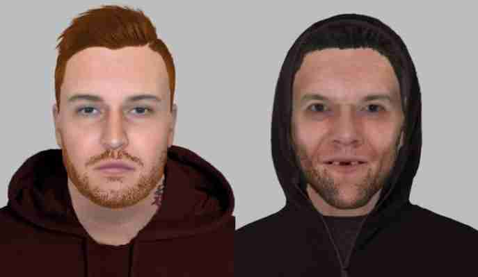 Moorends robbery e-fit appeal