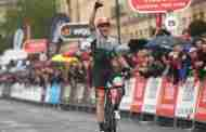 Tour de Yorkshire Hopes For Local Cyclist