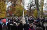 Council Confirm Remembrance Service 'Will Not Go Ahead'