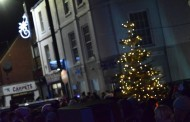 Christmas Lights Switch On To Mark Start Of Festivities