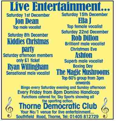 Thorne Democratic Club_Dec18
