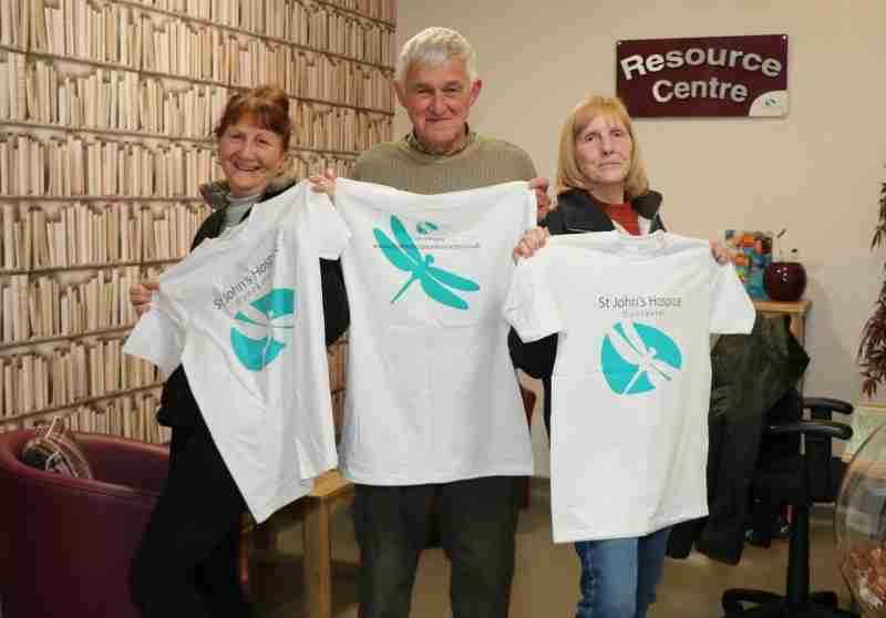 Trio Take On Three Peaks Challenge for Hospice