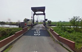 Canal Bridge Closed Following 'Structure Failure'