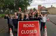 West Road Pupils Celebrate Clean Air Day