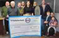 Publicans Donate Golf Day Funds To Local Family