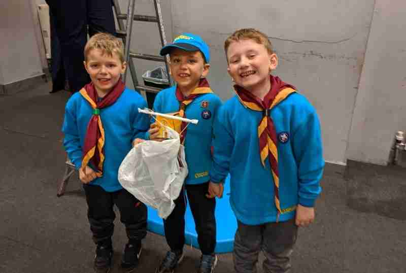 Column – Thorne 62nd Scout Group