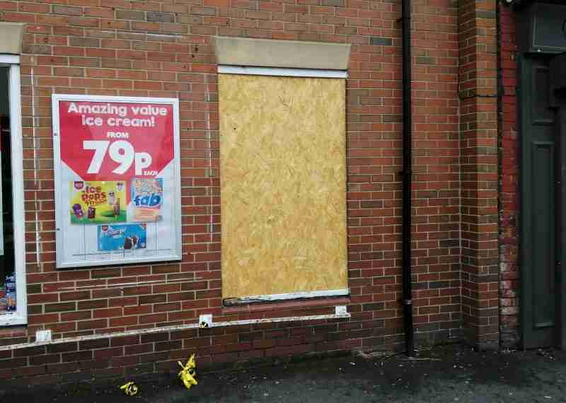 Police Making Enquiries Following 'Attempted Break-in'