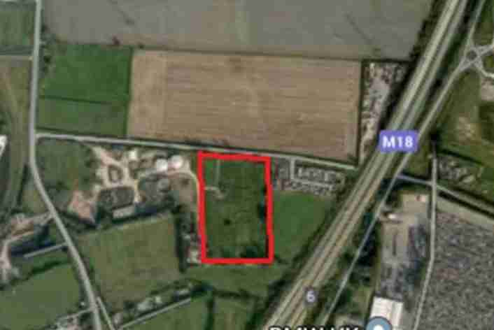 Warehouse Proposal For Former Sewage Works Site