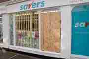 Police Investigate Town Centre Smash And Grab