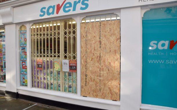 Police Investigate Town Centre Smash And Grab