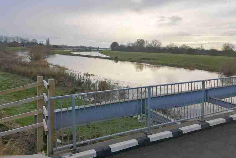 River Don Flood Alert Removed